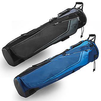 Callaway Golf Mens 2020 Carry Plus Double Strap Golf Cart Bag