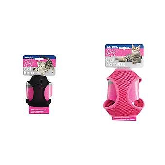 Ancol Pet Products Soft Pet Harness And Lead