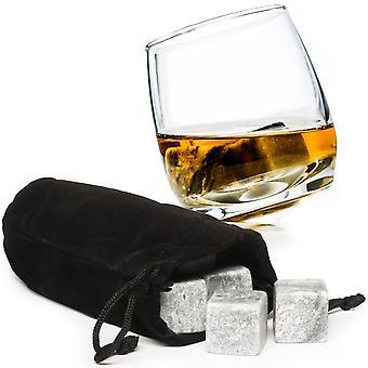 Sagaform  Whiskystenar 9-pack