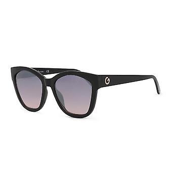 Adivina mujeres originales primavera / verano gafas de sol de color negro - 73053