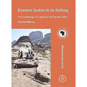 מזרח סודאן בהגדרתה-הארכיאולוגיה של אזור הרחק מתאנון