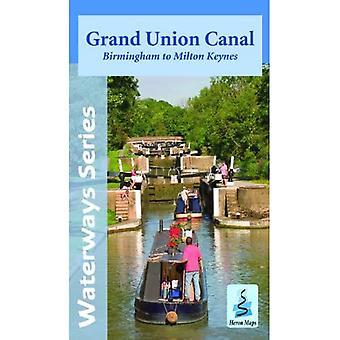 Grand Union Canal, Birmingham to Milton Keynes