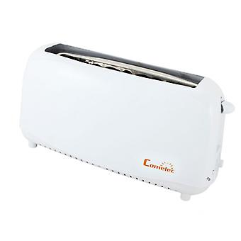 Toaster with Defrost Function COMELEC TP1709 750W White
