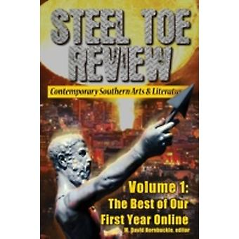 Steel Toe Review Volume I by Hornbuckle & M. David