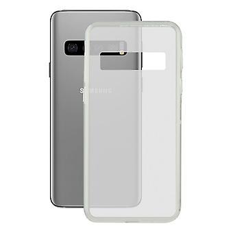 Capa móvel Samsung Galaxy S10 Contact Flex TPU Transparente