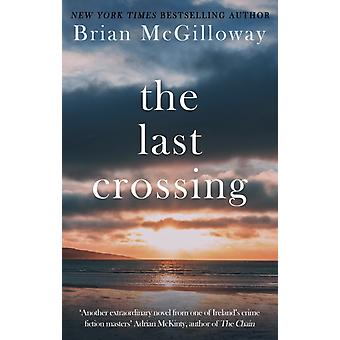 Last Crossing by Brian McGilloway