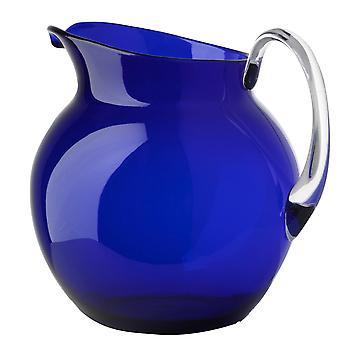Mario Luca Giusti Palla Plastic Jug Blue Colour
