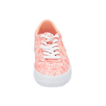 Converse BREAKPOINT OX PALE CORAL/PALE CORAL Women's Sneakers Red Gym Shoes