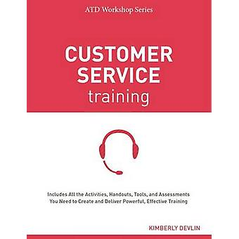 Customer Service Training by Kimberly Delvin - 9781562869687 Book