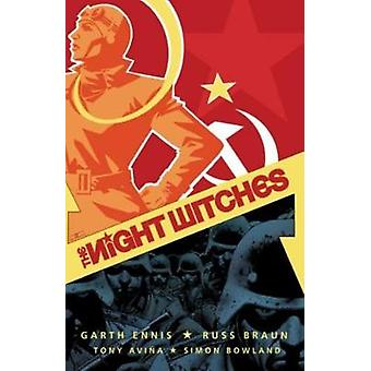 The Night Witches by Garth Ennis - 9781682473900 Book