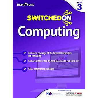 Switched on Computing Year 3 - 9781783390908 Book