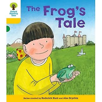 Oxford Reading Tree: Decode & Develop More A Level 5: Frog's Tale