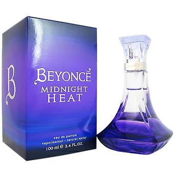 Beyonce varme midnatt av coty 3,4 oz eau de parfum spray