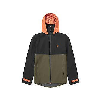 Ralph Lauren Ezcr012026 Men's Multicolor Nylon Outerwear Jacket