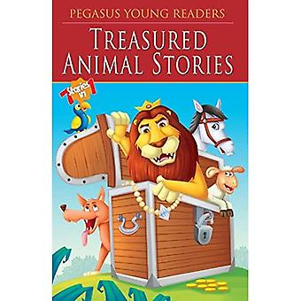 TREASURED ANIMAL STORIES LEV 2