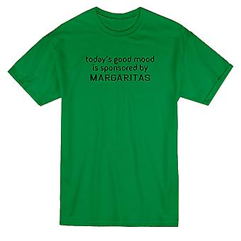 Today's Mood Is Sponsored By Margaritas Men's T-shirt