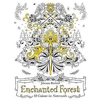 Betoverd Forest12 Colourin Dubb 12 Colourin Dubb door Johanna Basford
