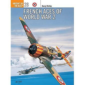Französische Asse des 2. Weltkrieges (Osprey Aircraft of the Aces)