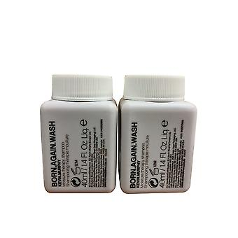 Kevin Murphy Born Again Travel Shampoo 1.4 OZ set of Two