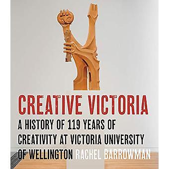 Creative Victoria av Rachel Barrowman - 9781776562060 Bok