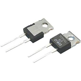 TRU COMPONENTS TCP50U-A2R40FTB High power resistor 2.4 Ω Radial lead TO 220 50 W 1 % 1 pc(s)
