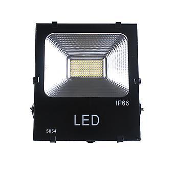 Jandei Siyah LED Projektör 50W 5500 Lumens Soğuk Beyaz Işık 6000K Açık, Veranda, Garaj, Gemi