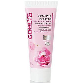 Coslys Gentle Facial Scrub Dry & Sensitive Skin 75 ml