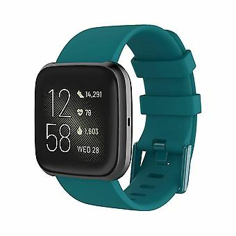 Replacement Strap Silicone Band Bracelet for Fitbit Versa 2/Versa Lite/Versa[Small Fits Wrist 5.5