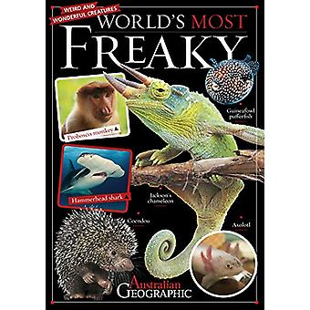 World's Most Freaky - 9781742458366 Book
