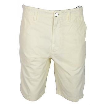 Stone Island Cotton Off Short blanc