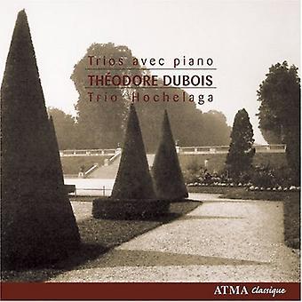 セオドア ・ デュボワ - Th と踊れデュボア: 三重奏曲 Avec ピアノ [CD] USA 輸入