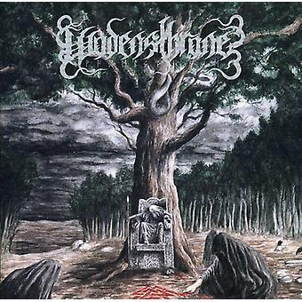 Wodensthrone - Curse [CD] USA import