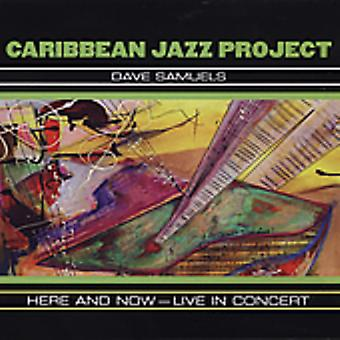 Caribbean Jazz Project - hier & nu-Live in Concert [CD] USA import