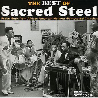 Best of Sacred Steel - Best of Sacred Steel [CD] USA import