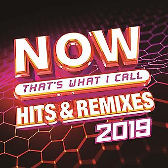 Now Thats What I Call Hits & Remixes 2019 [CD] USA import