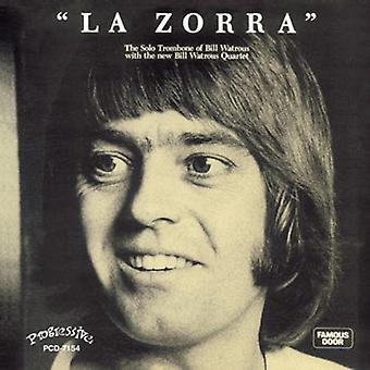 Bill Watrous - La Zorra [CD] USA import