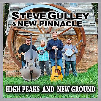 High Peaks And New Ground [CD] USA import