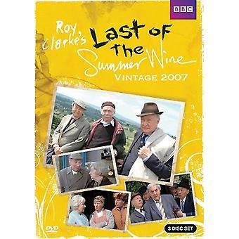 Laatste van de Summer Wine: Vintage 2007 [DVD] USA import