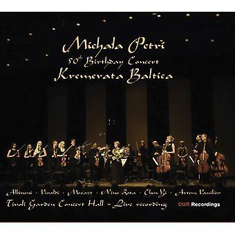 Michala Petri: 50th Birthday Concert - Michala Petri: 50th Birthday Concert [CD] USA import