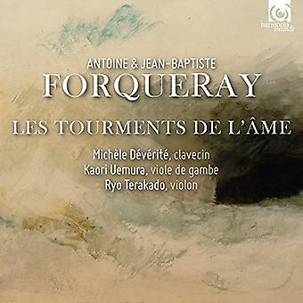 Deverite / Uemura / Terakado - Forqueray: Les Tourments De L'Me [CD] USA import