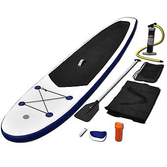 Homemiyn Inflatable Surfboard With Paddle
