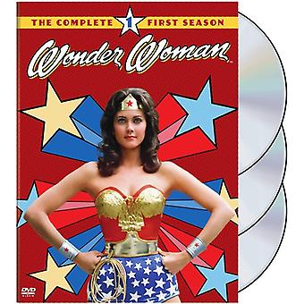 Wonder Woman: Complete First Season [DVD] USA tuonti