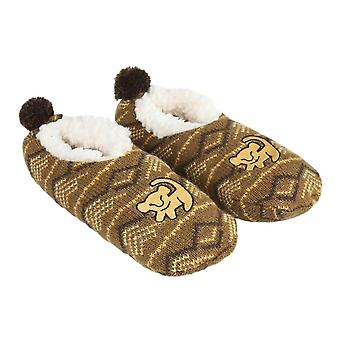 The Lion King Simba Cozy Slippers