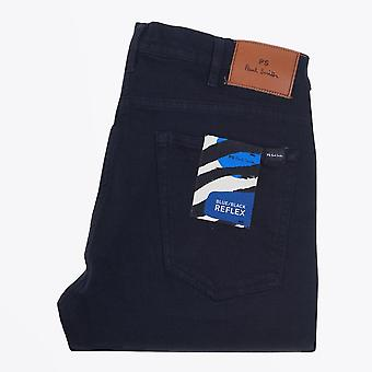 PS Paul Smith  - Reflex Tapered Denim Jeans - Blue/Black