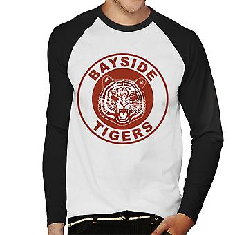 Saved By The Bell Bayside Tigers Men's Baseball Long Sleeved T-Shirt