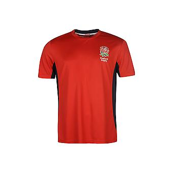 RFU Angleterre Rugby Poly Tee Homme