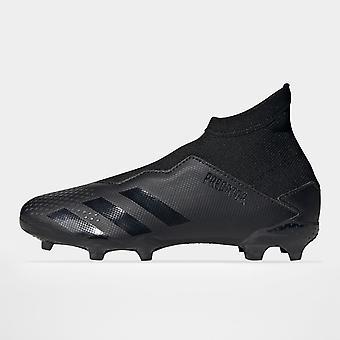 Adidas Predator 20.3 Botas de fútbol FG para niños sin cordones