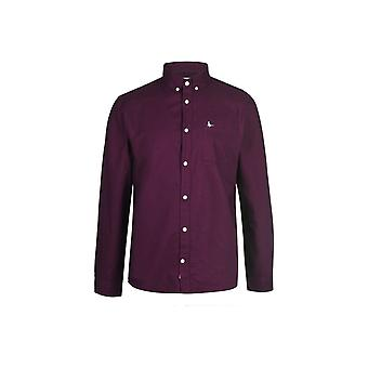 Jack Wills Wadsworth Classic Oxford Shirt