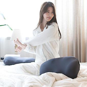3d diseño ergonómico cabeza de cuello resto Micro Airball almohada - cojín de aire presión alivio almohada lavable cubierta
