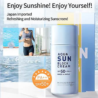 Solskydd Aqua Sun Block Vitare Solskydd Ultra-lätt Vattenbeständig Sun Cream